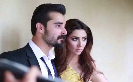 Mahira Khan And Hamza Ali Abbasi Are Ready For PSL4