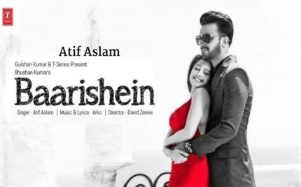 Atif Aslam's Latest Song Features Nusrat Bharucha