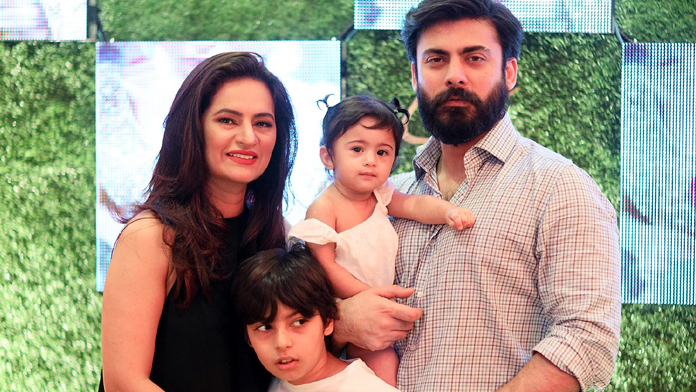 Fawad Khan Accused Of Refusing Vaccination To His Daughter