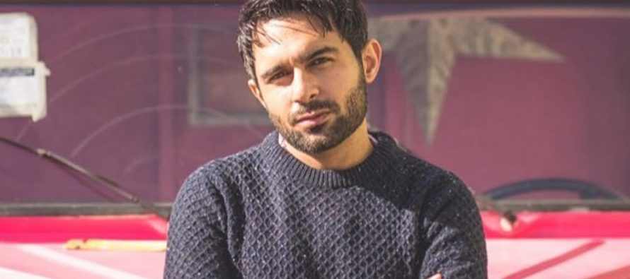 Hamza Firdous Is All Set To Make His Cinematic Debut