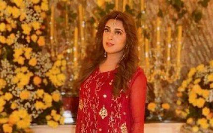 Rahma Ali Stuns At Sister Iman's Wedding