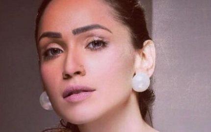 Faryal Mehmood Has Replaced Sonya Hussyn In Sorry