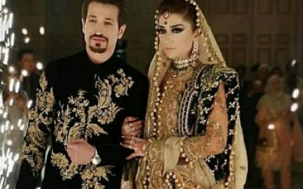 Salman Faisal's Walima-Pictures