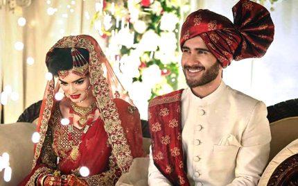 Feroze Khan Wishes Wife Alizey A Happy Anniversary