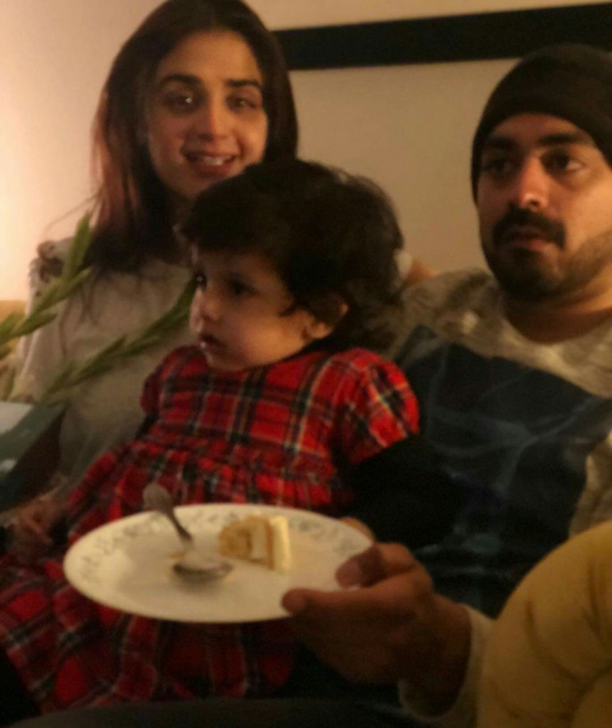 Hira Mani Celebrated Birthday With Friends And Family