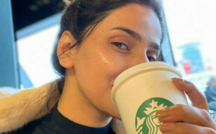 Saba Qamar is All Glowy On Her Vacation