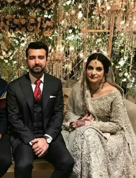 Fawad Khan's Sister's Reception Pictures