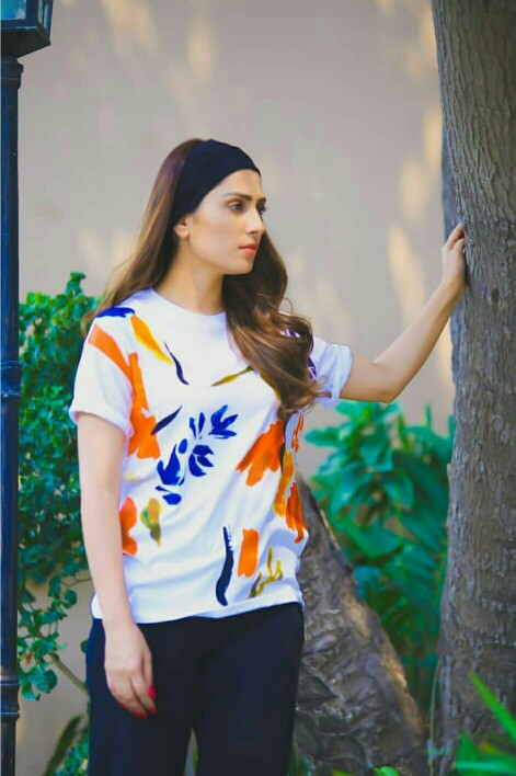 Ayeza Khan Is On A Roll With Third Project