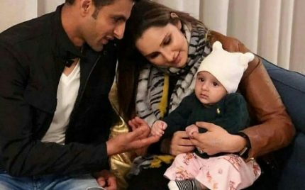 Shoaib Malik's Family Is Too Cute For The Words