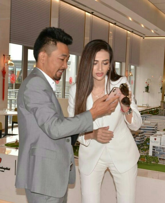 Sana Javed Is A Boss Lady In White