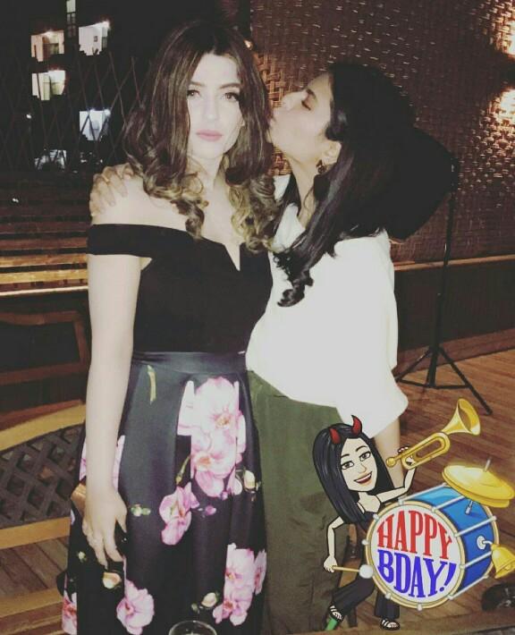 Shan Baig Celebrates Wife's Birthday