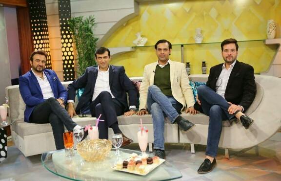 Team Sherdil At Juggan Kazim's Show