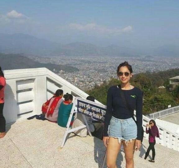 Faryal Mehmood's Trip To Nepal