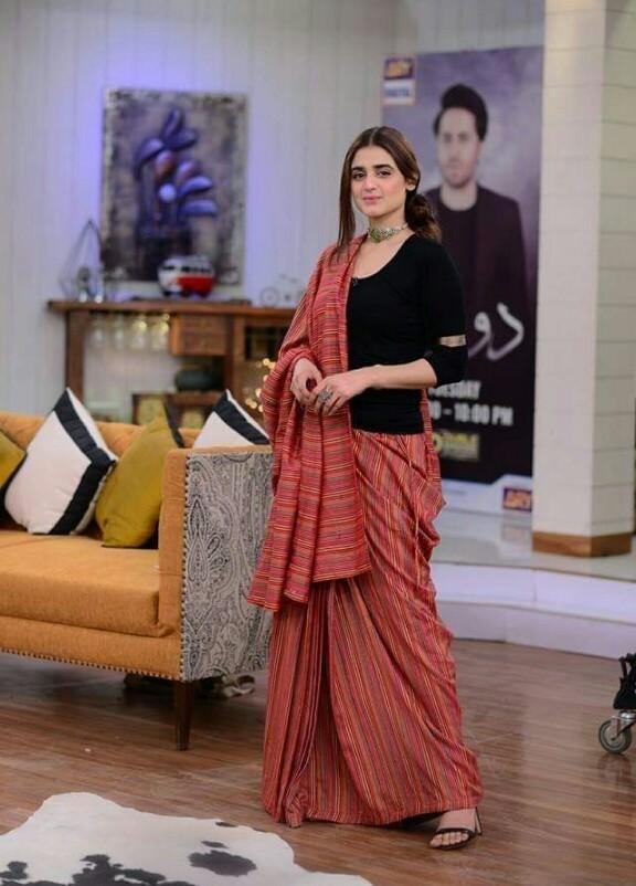 Do Bol's Cast On Nida Yasir's Show