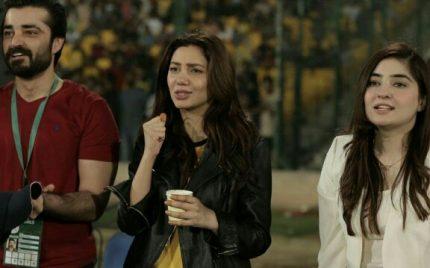 Peshawar Zalmi Brand Ambassadors Had Nail Biting Moments At The Final