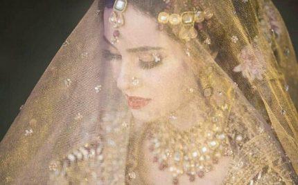 Nimra Khan In A Perfect Baraat Look