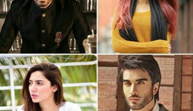 Pakistani Celebrities In The List For 100 Most Beautiful Faces