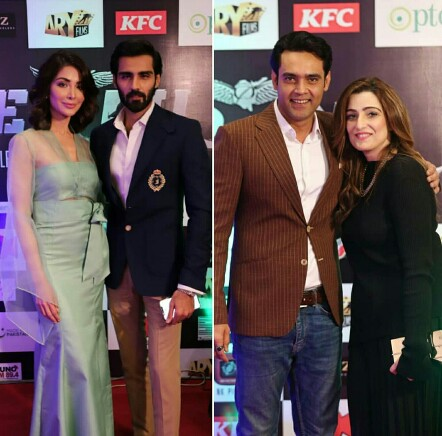 Sherdil Premiere Was A Star-Studded Event