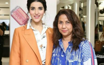Hareem Farooq At Loreal Meet And Greet