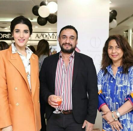 Hareem Farooq At Loreal Meet And Greet