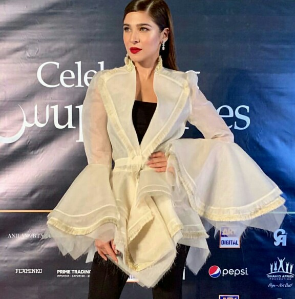 Ayesha Omar's Latest Look Book