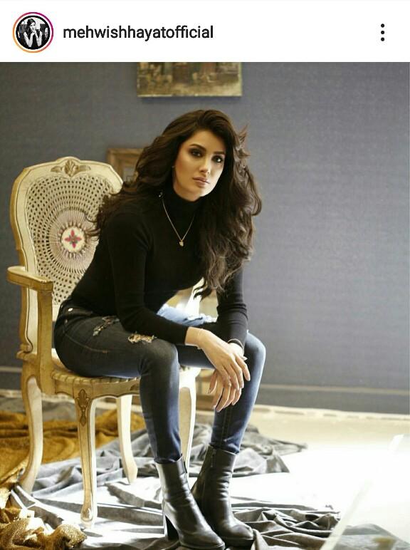 Mehwish Hayat Breaks Silence On The Hate