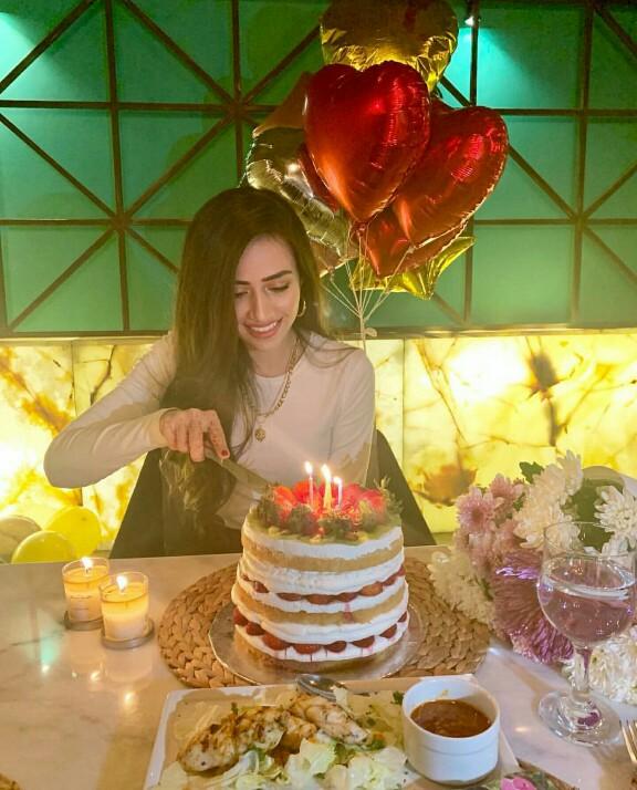 Sana Javed's Birthday Celebrations-Pictures