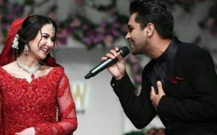 Hania Amir And Asim Azhar Surprise Fans