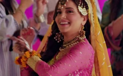 Kuri Da Jhumka From Sherdil Is Out Now