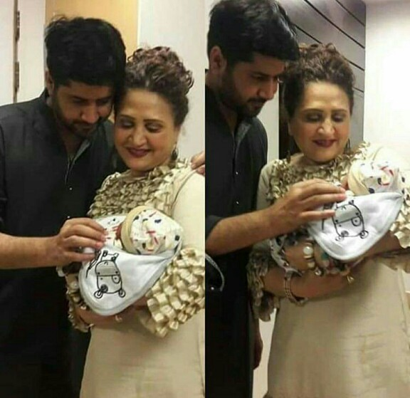 When Amma Came To See Bhola's Baby