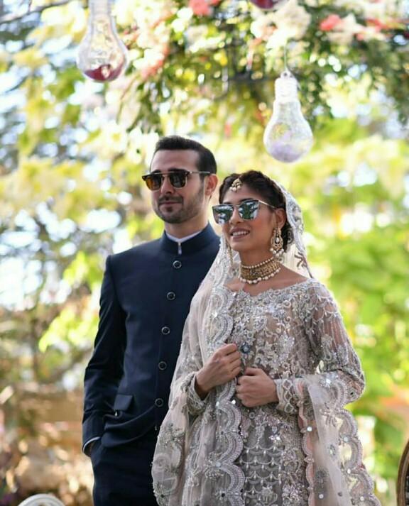 Sanam Jung's Sister Anam Got Engaged