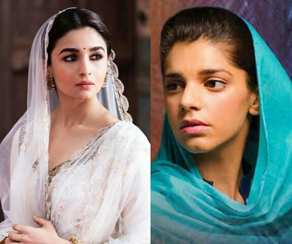 Alia Bhatt Draws Inspiration From Sanam Saeed