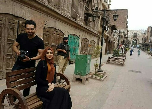 Sham Idrees And Froggy Are In Peshawar