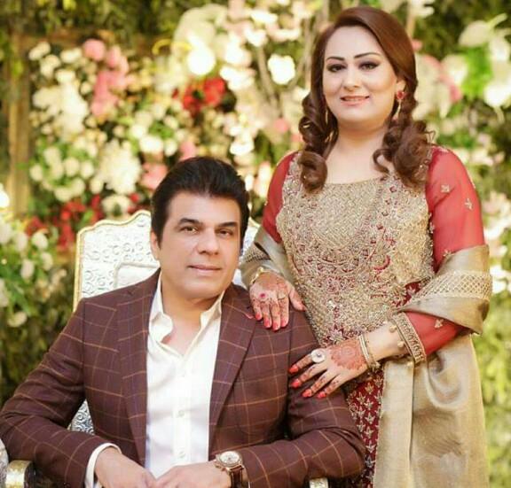 Waris Baig's Daughter Sheza's Wedding Pictures