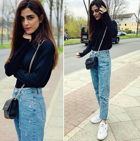 Maya Ali Looks Gorgeous On Her Vacations