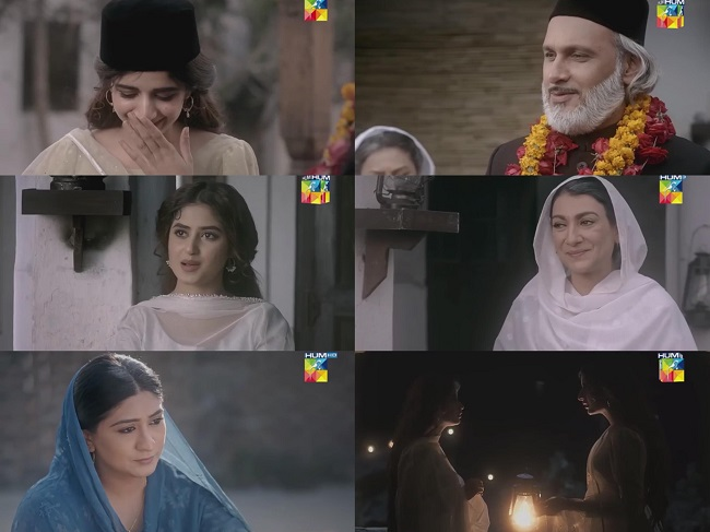 Aangan Episode 17 Story Review - Lost Souls