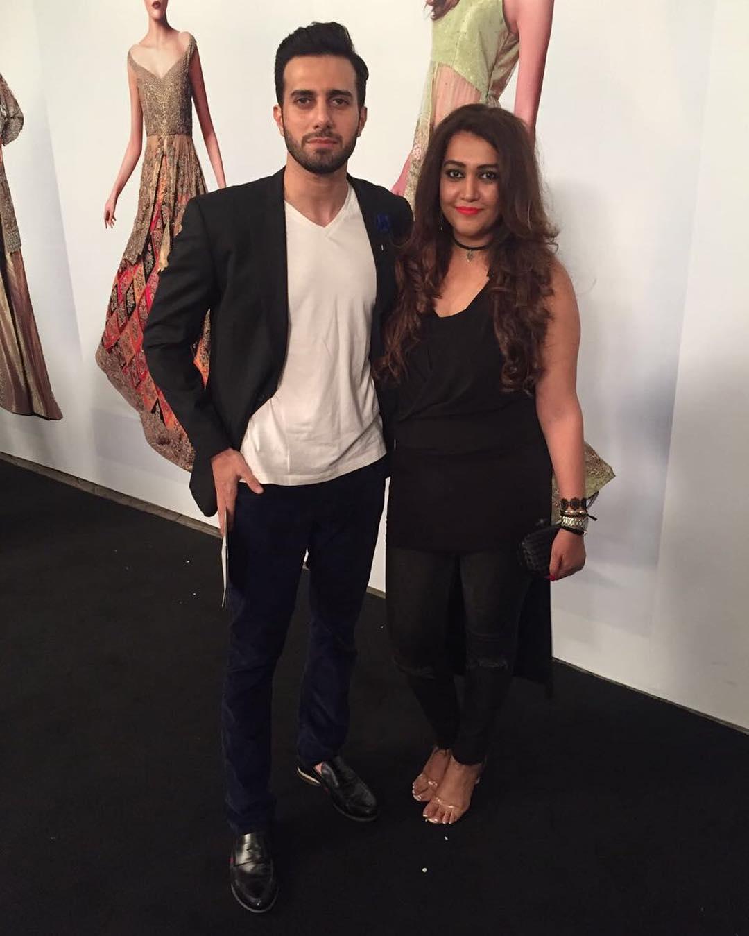 Latest Beautiful Clicks of Actor Emmad Irfani with his Beautiful Wife Maryam