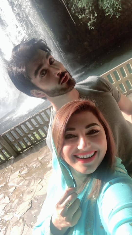 Imran Abbas & Javeria Saud in Antalya Turkey for Ramadan Transmission Shoot