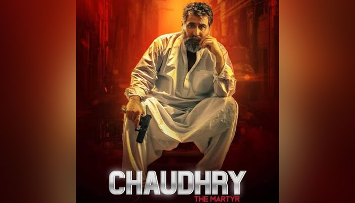 First Look Of Chaudhry The Martyr Is Out