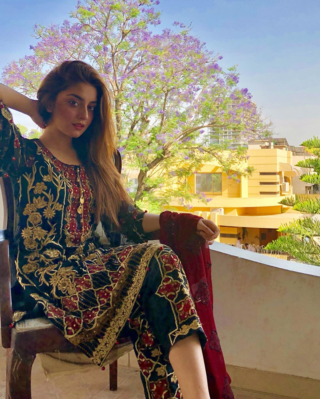Latest Clicks of Gorgeous Actress Alizeh Shah