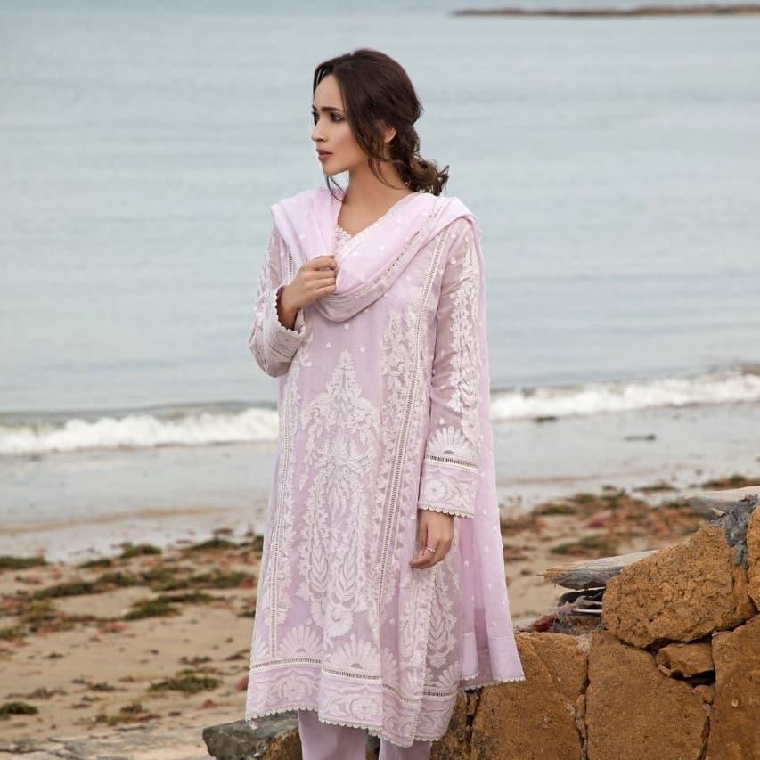 Latest Photo Shoot of Talented Actress Faryal Mehmood for Rizwan Beyg