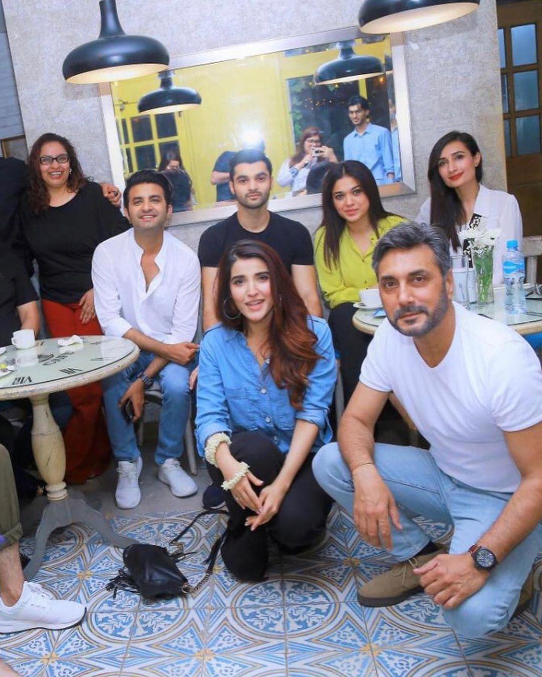 Fun Filled Surprise Birthday Bash for Hareem Farooq in Karachi