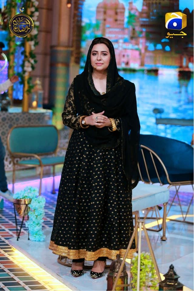 Beautiful Actress Hareem Farooq in Ramzan Pakistan