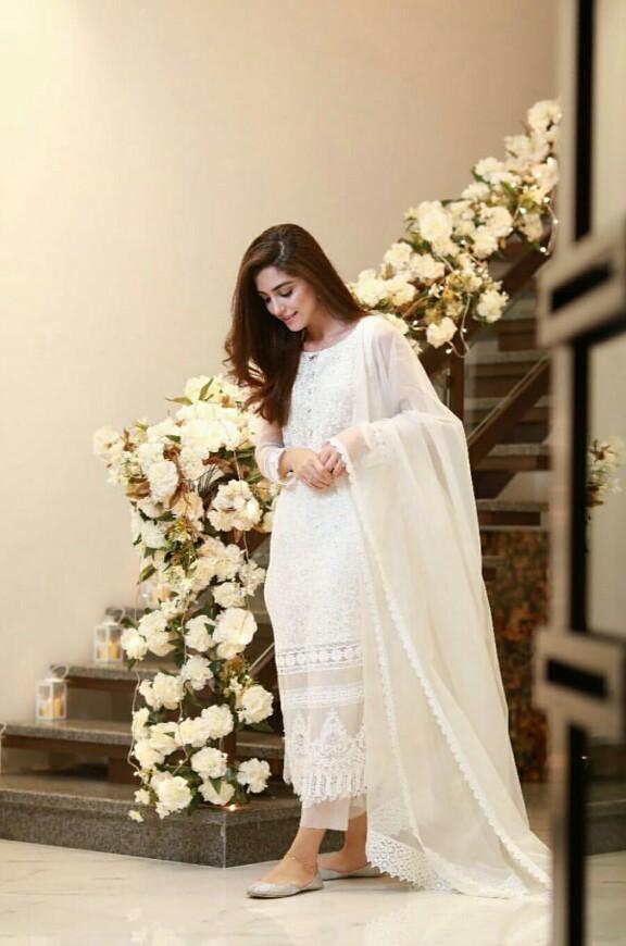 Pakistani Celebrity Ramadan Outfits