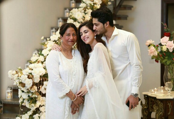 Maya Ali Looks Divine At An Iftar Party