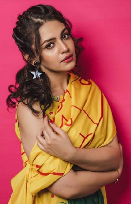 Zara Noor Abbas' Summery Look