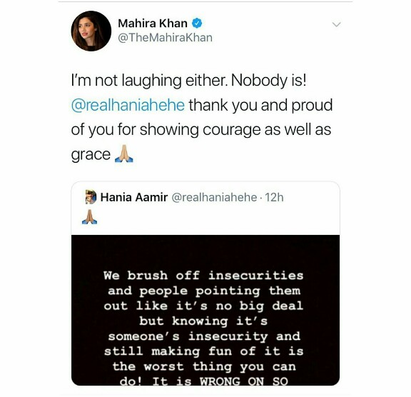 Yasir Hussain Offends Hania Aamir With His Inappropriate Joke