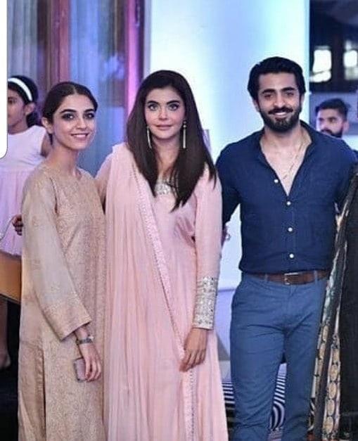 All the Big Stars in Sehri Night Hosted by Sonya Khan and Salman Iqbal