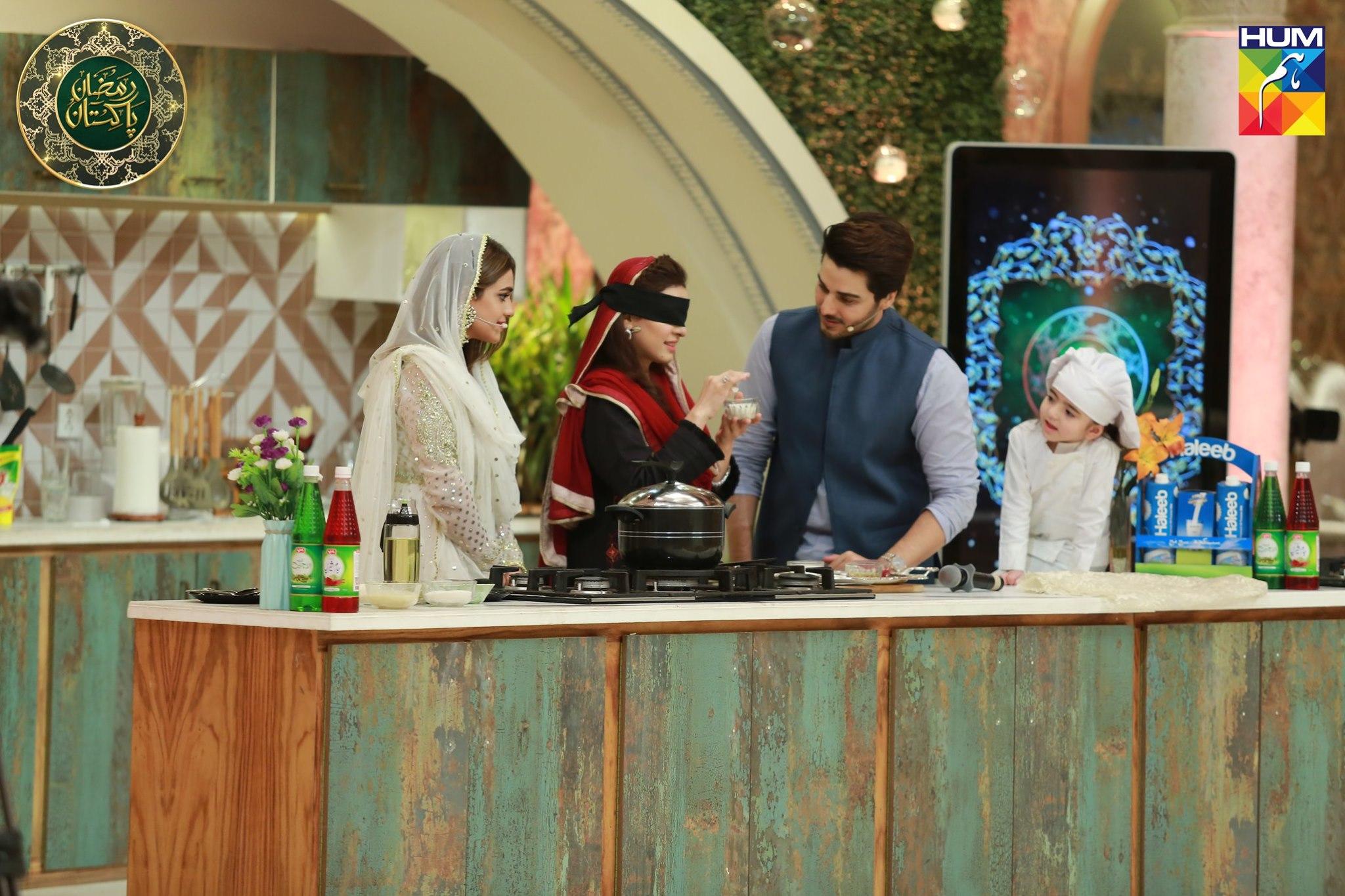 Gorgeous Sumbul Iqbal in Ramzan Pakistan Today