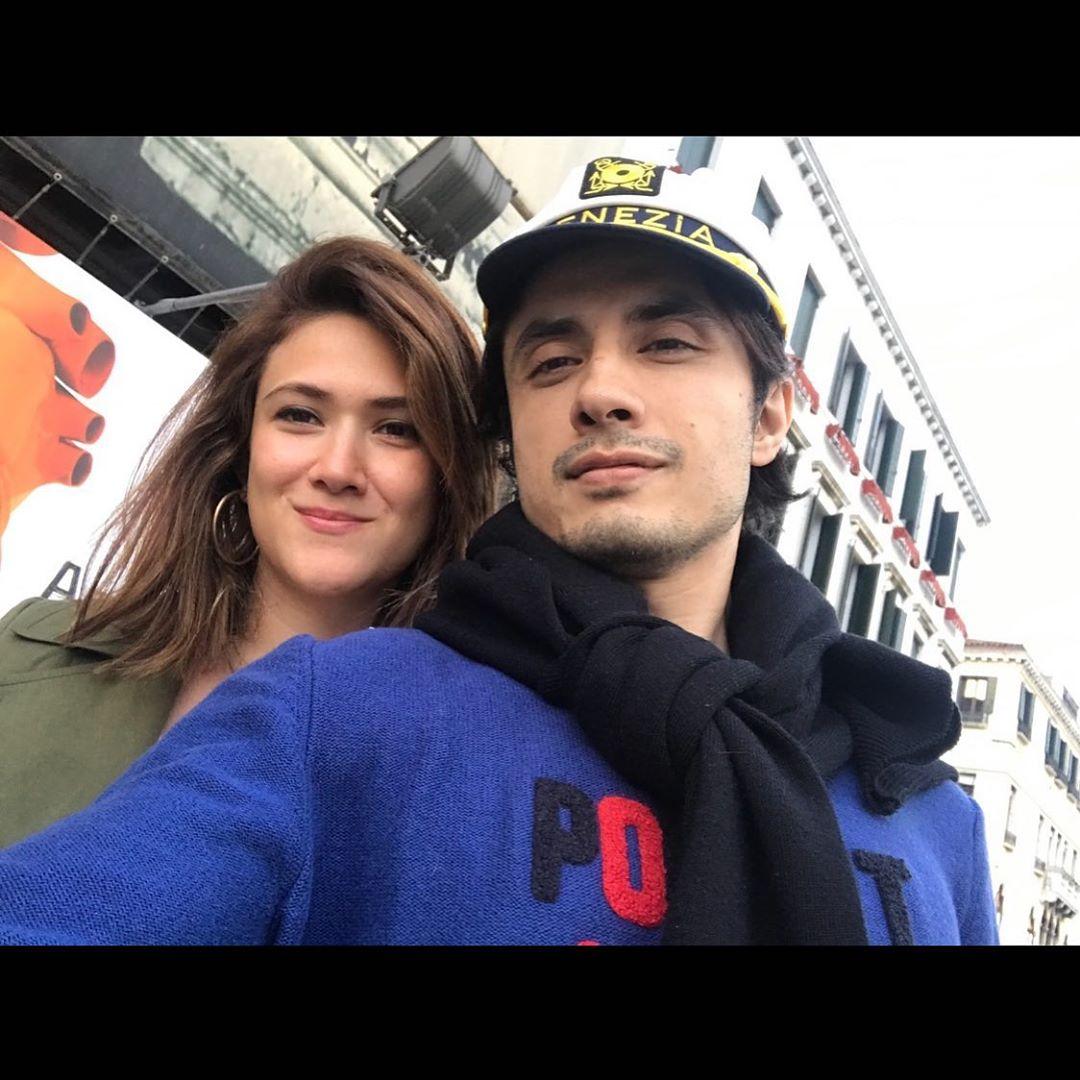 Beautiful Clicks Of Singer Ali Zafar With His Wife Ayesha